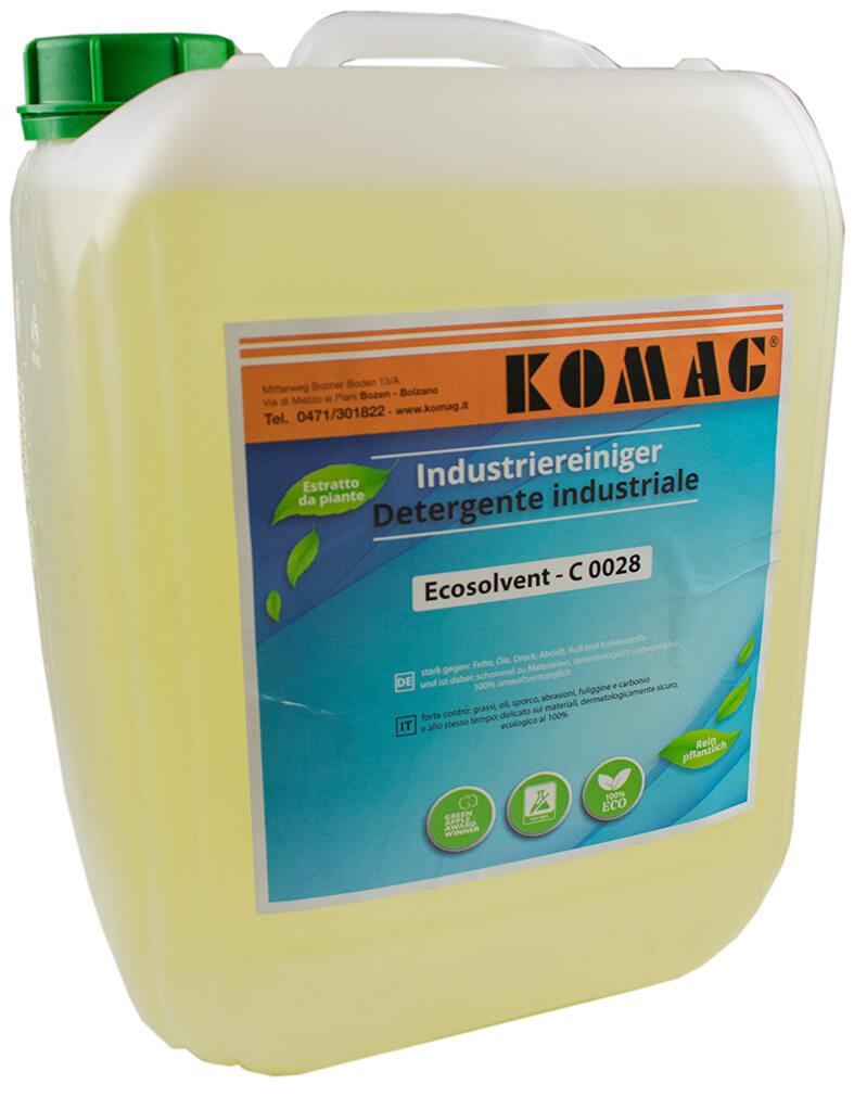 detergente industriabile