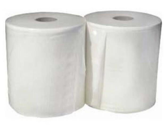 Papierrolle für die Küche