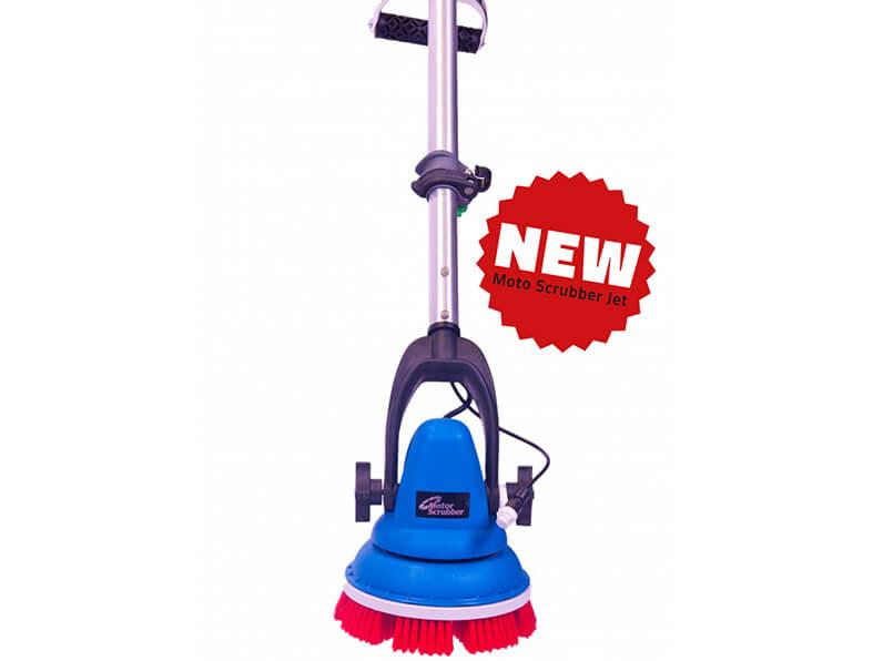 New Motoscrubber Boden reinigung